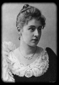 М. Ф. Андреева. Тифлис, 1898 г.