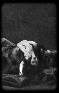 Раутенделейн. «Потонувший колокол» Г. Гауптмана. Общество искусства и литературы. 1898 г.
