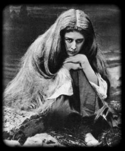 Раутенделейн «Потонувший колокол» Г. Гауптмана МХТ. 1898 г.