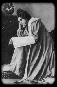 Эдда. «Эдда Габлер» Г. Ибсена. МХТ. 1899 г.