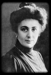 М. Ф. Андреева. 1904 г.