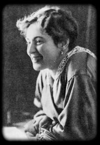 М. Ф. Андреева. После возвращения с Капри. 1913 г.