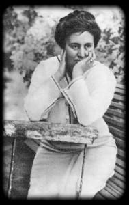 М. Ф. Андреева. 1916 г.