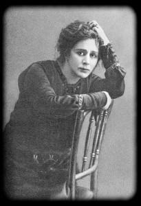 Марит. «Маленькая женщина» О. Миртова. Театр К. Н. Незлобина. 1915 г.