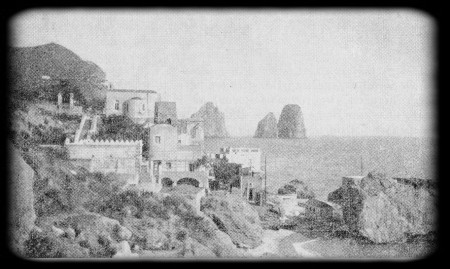 Капри. Piccola Marina. Фото H. Е. Буренина